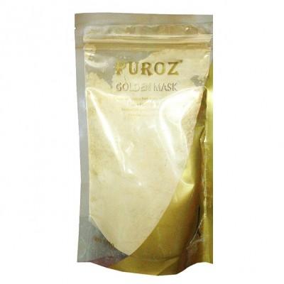 NanoMask Puroz - Bột Mặt Nạ Vàng Golden Pháp